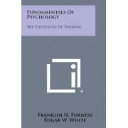 Fundamentals of Psychology by Franklin N Furness