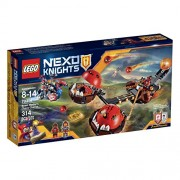 Lego Nexo Knights Beast Masters Chaos Chariot 70314