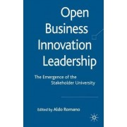 Open Business Innovation Leadership by Professor Aldo Romano