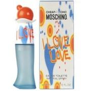 Moschino I Love Love Apa de toaleta 100 Ml