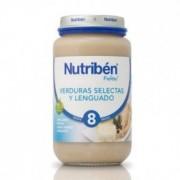 NUTRIBEN GRANDOTE LENGUADO VERDURAS