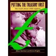 Putting the Treasury First by Alison Garnham