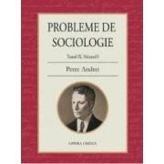 Probleme de sociologie. Tomul IX volumul 1 - Petre Andrei
