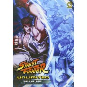 Street Fighter Unlimited: The New Journey Volume 1 by Jeffrey Chamba Cruz