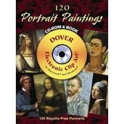 120 Portrait Paintings by Carol Belanger Grafton