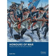 Keith Flint Honours of War: Wargames Rules for the Seven Years' War (Osprey Wargames)