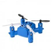 JJRC H2 Headless Mode One Key Return 2.4GHz 4-CH R/C Mini Quadcopter Toy - Blue