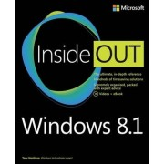 Windows 8.1 Inside Out by Tony Northrup