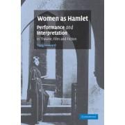 Women as Hamlet by Tony Howard