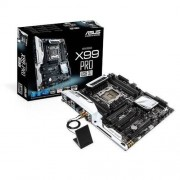 Asus 90MB0LC0-M0EAY0 X99-Pro/USB 3.1 Scheda Madre, Nero