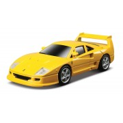 Ferrari F40 Competizione - galben - Light & Sound - 1:43