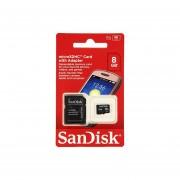 Tarjeta Micro SD SanDisk 8GB