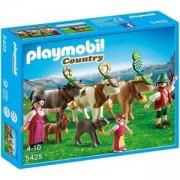 Комплект Плеймобил 5425 - Алпийско фестивално шествие - Playmobil, 290917