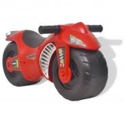 """vidaXL """"vidaXL Motocykl - jeździk, plastikowy, czerwony"""""""