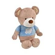 King Bear - Soft Toy 30 cm 3373400 - Little Bear - blue