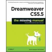 Dreamweaver CS5.5: The Missing Manual by David Sawyer McFarland