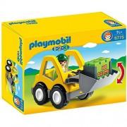 Playmobil - Chargeur et ouvrier