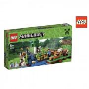 Lego minecraft la fattoria 21114