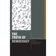 The Truth of Democracy by Jean-Luc Nancy