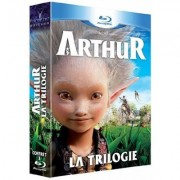 Arthur : La trilogie de Luc Besson [Blu-ray]