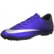 Nike Mercurial Victory V CR TF, Botas de Fútbol para Hombre, Azul (Azul (Dp Ryl Bl/Mtllc Slvr-Rcr Bl-Bl))