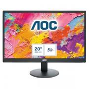 """AOC E2070swn 19.5"""" Tn+film Opaco Nero Monitor Piatto Per Pc 4038986103886 E2070swn 10_0g30142"""