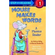 Mouse Makes Words by Kathryn Heling