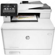 Лазерно многофункционално устройство HP Color LaserJet MFP M477fdn Printer - CF378A