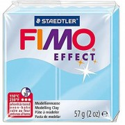 Fimo Soft Polymer Clay 2 Ounces-Aqua