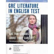 GRE Literature in English Test by James S Malek