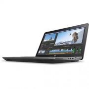HP ZBook 17 G3, i5-6440HQ, 17.3 HD+, M1000M/2GB, 8GB, 500GB+8GB, DVDRW, ac, BT, FPR, W10Pro-W7Pro