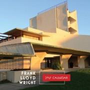 Frank Lloyd Wright 2017 Wall Calendar
