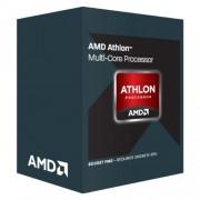 AMD FM2 Athlon II X4 760k Processore, Nero