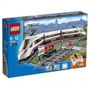 Lego City high-speed passenger train 60051 by LEGO