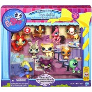 Littlest Pet Shop, Exclusive Limited Edition Collector's 10-Pack [Horse, Panther, Dachshund, Cockatoo, Guinea Pig, Hamster, Turtle, Fox, Bear & Bunny] by Hasbro