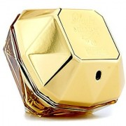 Paco Rabanne Lady Million Absolutely Gold Pure Perfume Spray 2.7 Ounce