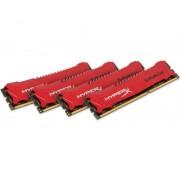 DIMM DDR3 32GB (4x8GB kit) 2400MHz HX324C11SRK4/32 HyperX XMP Savage