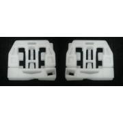 Set cleme nacara geam fata - Rover 75