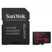 SanDisk Ultra MicroSDXC UHS-I SDSQUNC-128G-GN6MA - 128GB