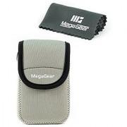 Megagear Mg421 Ultra Light Neoprene Camera Case Bag For Canon Powershot G7 X Digital Camera - Gray