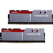 G.SKILL Trident Z 32GB (2 x 16GB) DDR4 3200 (PC4 25600) Desktop Memory (F4-3200C16D-32GTZA)