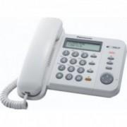 Panasonic TS580FXW telefon analogic, alb