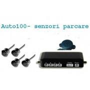 Set senzori paracare cu buzzer fara afisaj RS-380F