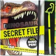 Dinosaur Secret File with Dino Pen by Parragon Books