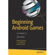 Beginning Android Games 2017 by Mario Zechner