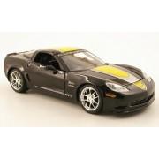 Chevrolet Corvette Z06 GT1, negro, Commemorative edicion, 2009, Modelo de Auto, modello completo, Maisto 1:24