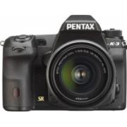 Aparat Foto DSLR Pentax K-3 kit 18-55mm WR Black