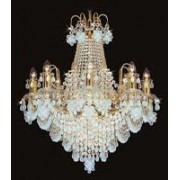 Crystal chandelier 6027 10-3635