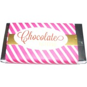 "Wrapped Chocolate Bar Notepad By Victory (5.4"" X 2.75"" X 0.75"")"