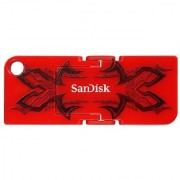 Sandisk SDCZ53B-032G-B35 Cruzer Pop 32Gb Usb Flash Drive - Red